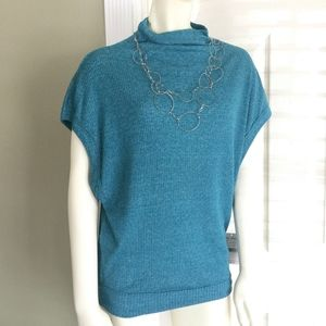 NWT We The Free People retro slouch slouchy top XS